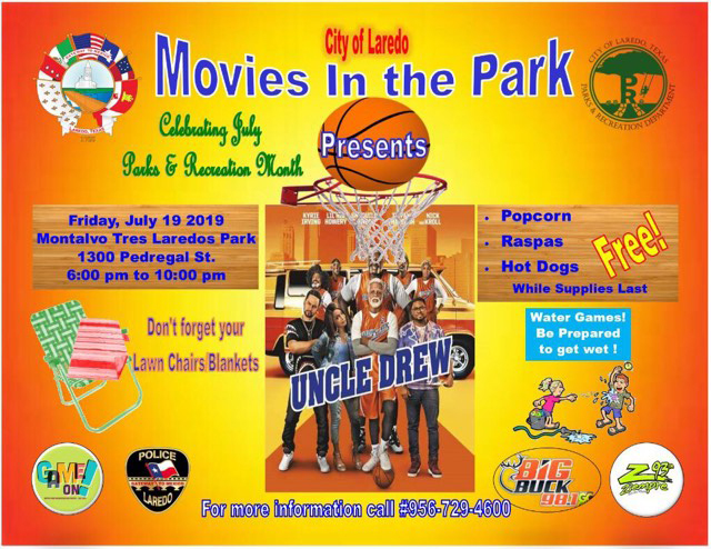 movie en the park